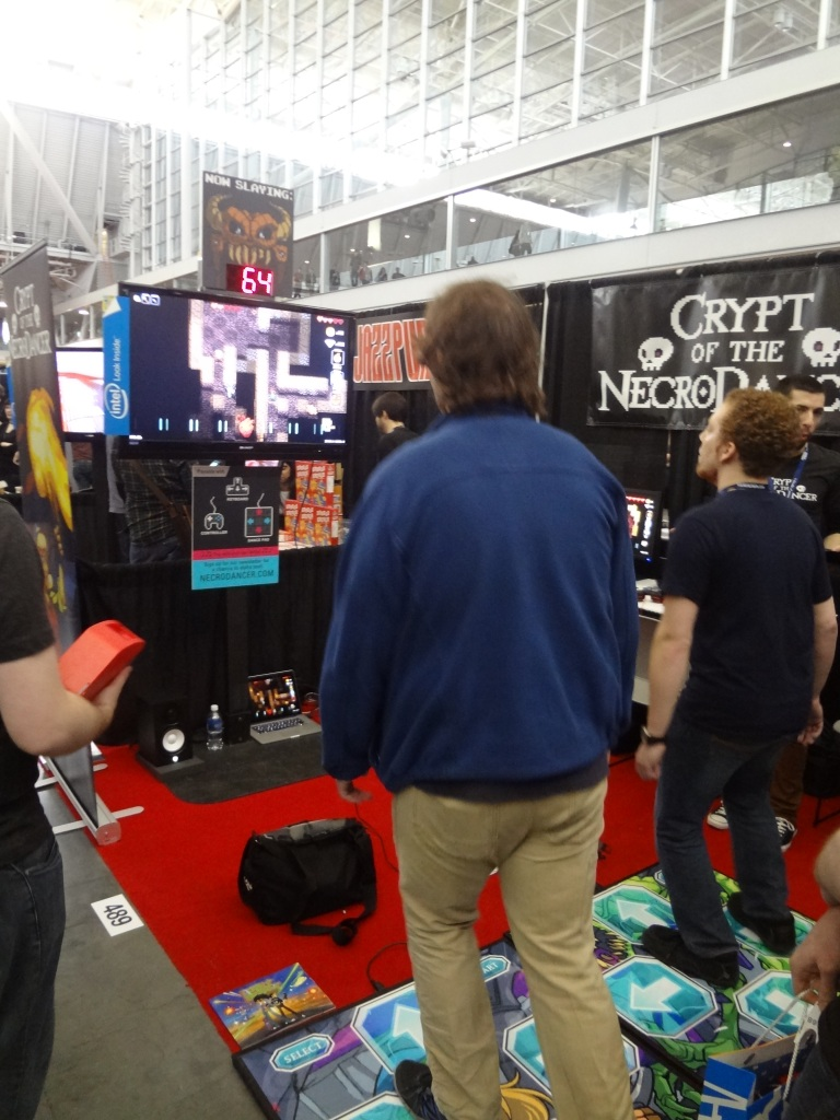 Crypt of the NecroDancer: Dungeon-crawling DDR? Sure!