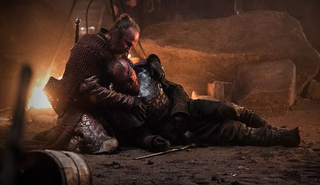 GoT-Beric and Thoros
