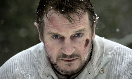 Liam Neeson in The Grey, 2012