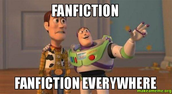 fanfiction-fanfiction-everywhere