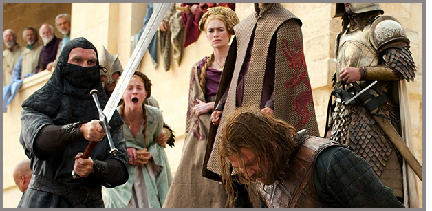 ned stark executed